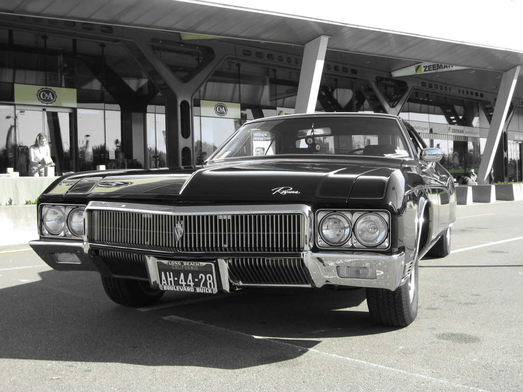Another Buickfreak4ever 1970 Buick Riviera post... - 12027678