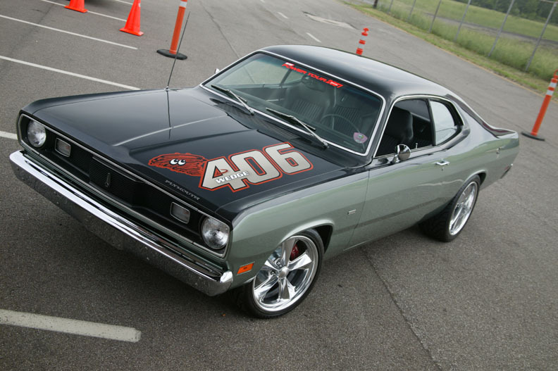 Pro Touring Cuda For Sale >> MoparPosterChild 1970 Plymouth Duster Specs, Photos, Modification Info at CarDomain