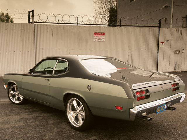 Another MoparPosterChild 1970 Plymouth Duster post... - 12028449