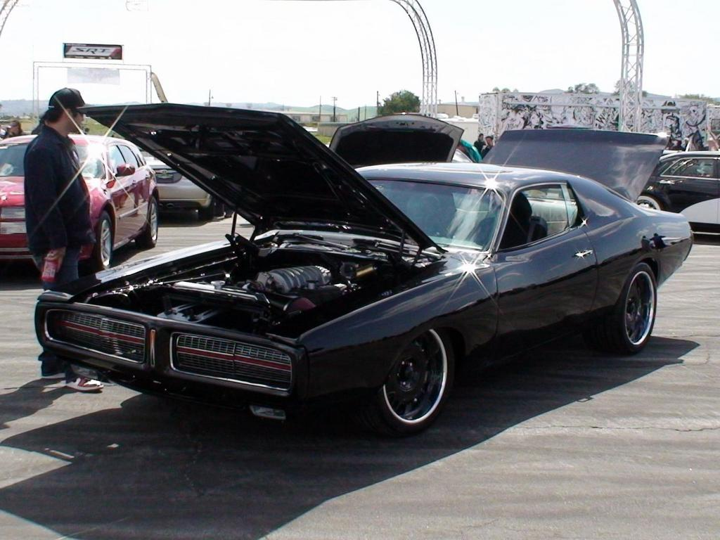 MoparPosterChild 1972 Dodge Charger 12287546