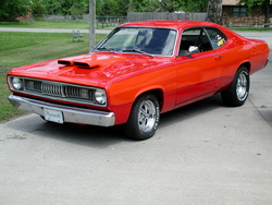 MoparGarages 1971 Plymouth Duster