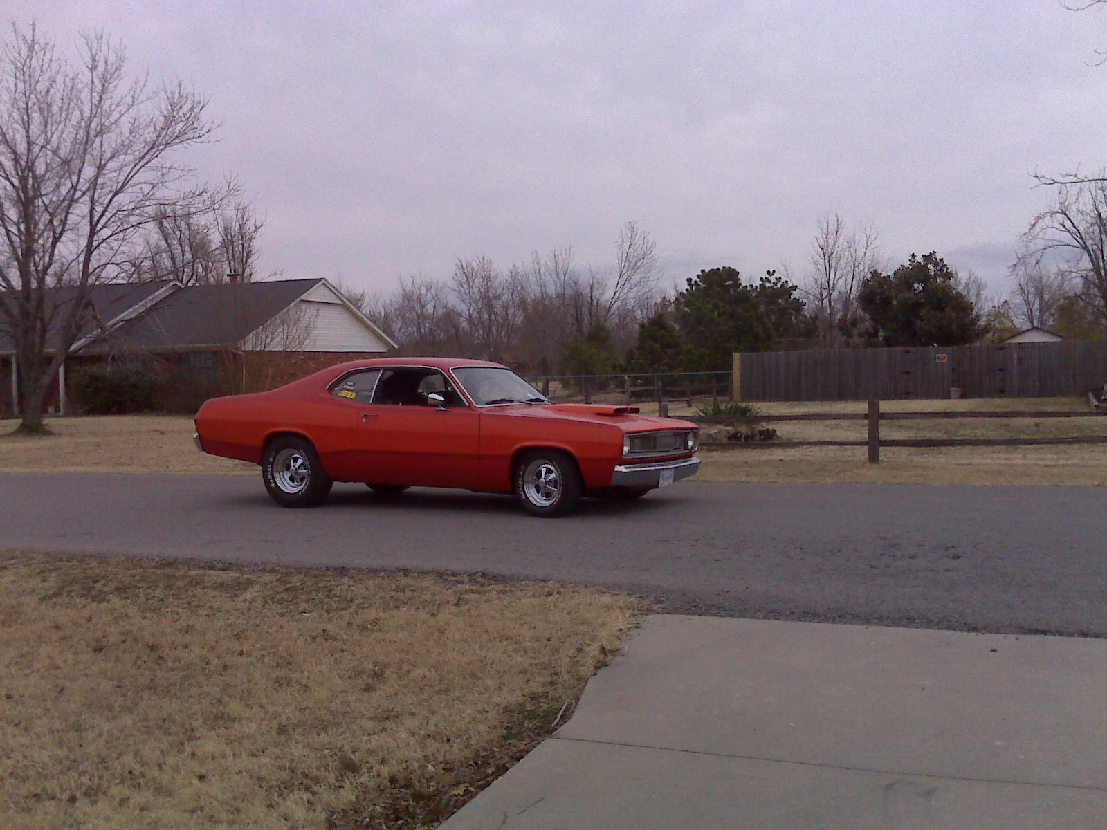 Another MoparGarage 1971 Plymouth Duster post... - 12039466