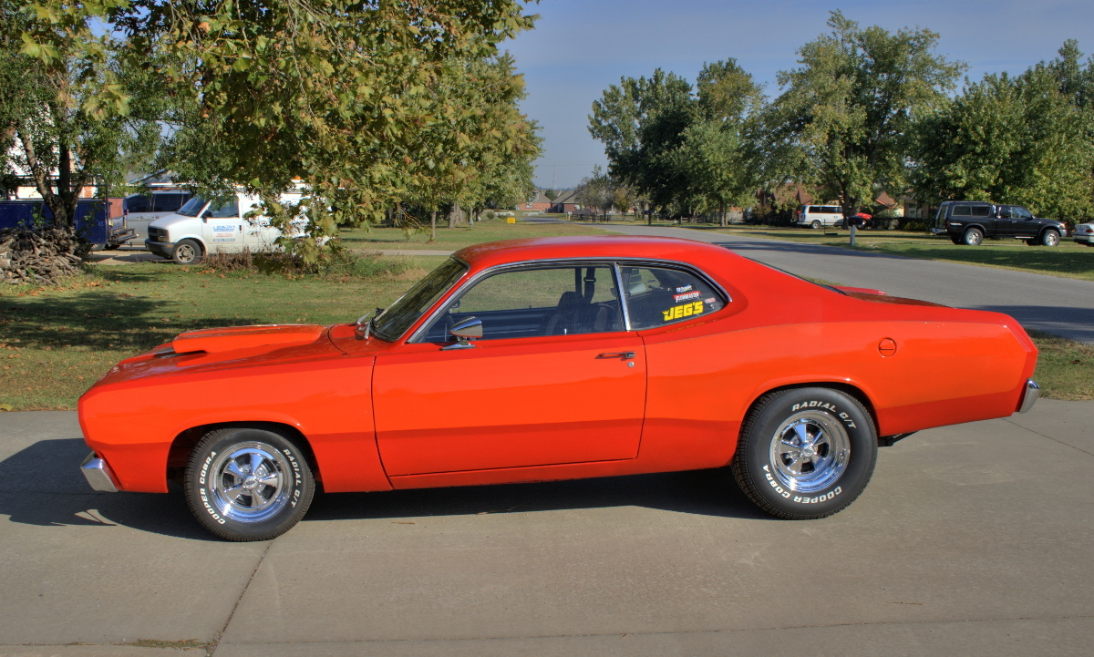 Another MoparGarage 1971 Plymouth Duster post... - 12039469