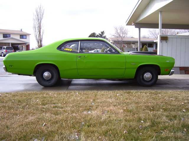 Another MoparGarage 1971 Plymouth Duster post... - 12039470