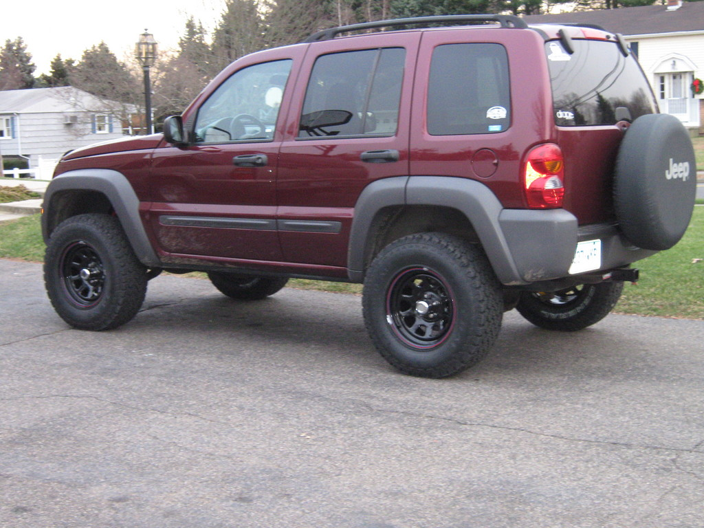 2003 Jeep Liberty Sport >> Robbrez 2003 Jeep Liberty Specs Photos Modification Info