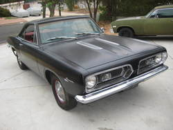 Novadayzs 1967 Plymouth Barracuda