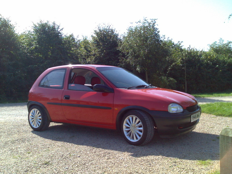 loz 33 1997 vauxhall corsa specs photos modification info at cardomain. Black Bedroom Furniture Sets. Home Design Ideas