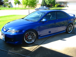 BrowntownsM6s 2004 Mazda MAZDA6