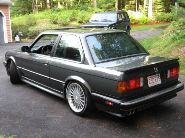 Another gtibeast 1985 BMW 3 Series post... - 12030509