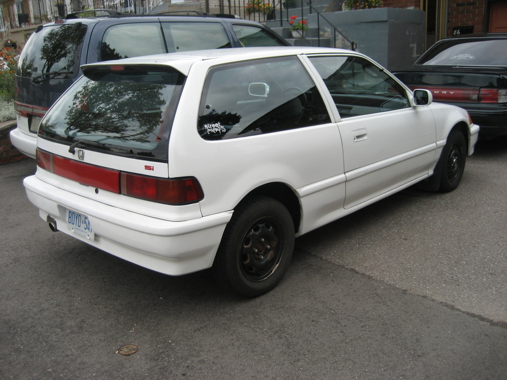 Madnesss 1990 Honda Civic Specs Photos Modification Info