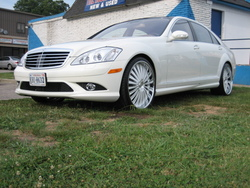 tirehouse 2007 Mercedes-Benz S-Class