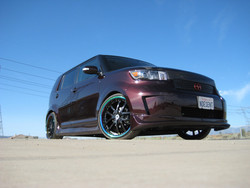 Finishlinewest 2009 Scion xB