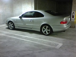 ublmrs 1999 Mercedes-Benz CLK-Class