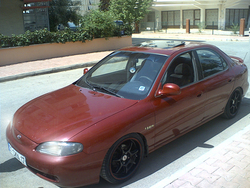 Selim_07s 1996 Hyundai Elantra