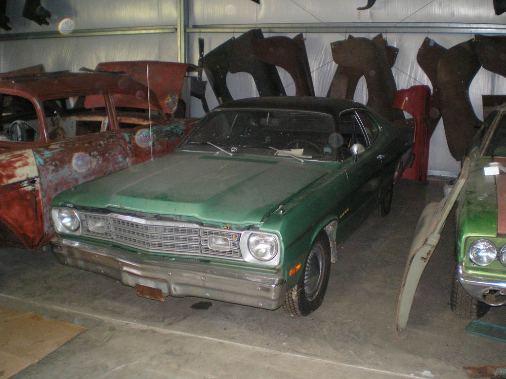 knm123 1973 Plymouth Duster