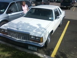 DerJer3 1987 Ford LTD Crown Victoria