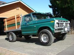 Scottys89s 1976 Ford F150 Regular Cab