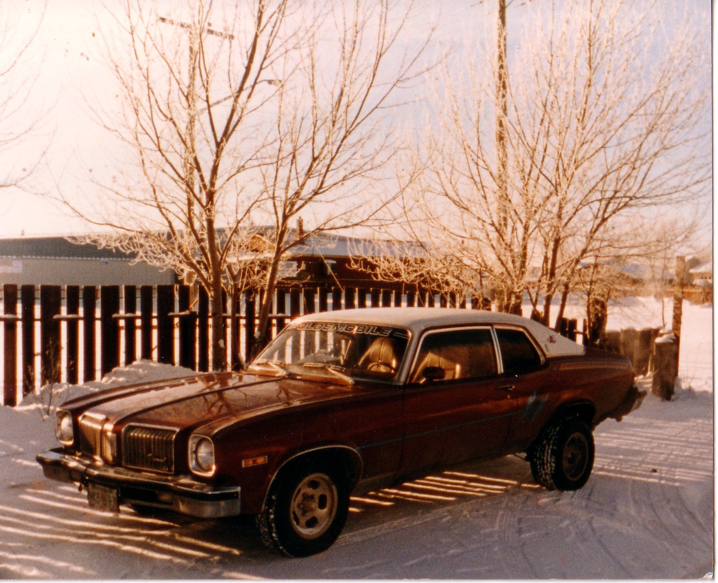 The1974OmegaMan 1974 Oldsmobile Omega 12032851