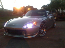 RomeoS2ks 2004 Honda S2000