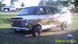 rockinbrock 1976 Chevrolet Van