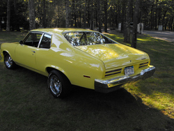 1974 Pontiac Ventura View All 1974 Pontiac Ventura At