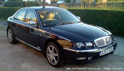 pshuttle 2000 Rover 75