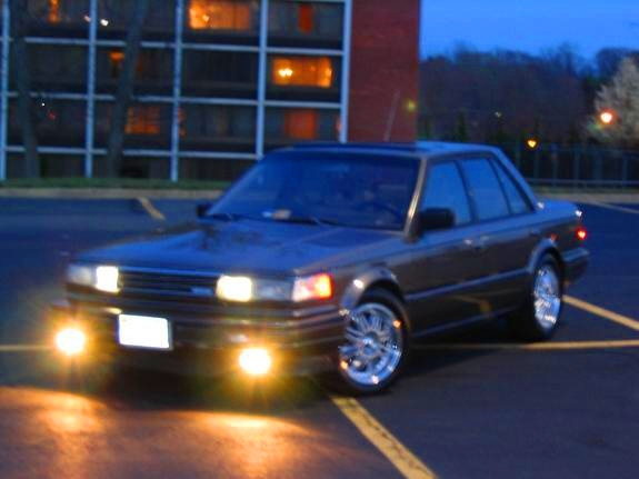 diasiss 39 s 1987 nissan maxima in tampa greensboro fl. Black Bedroom Furniture Sets. Home Design Ideas