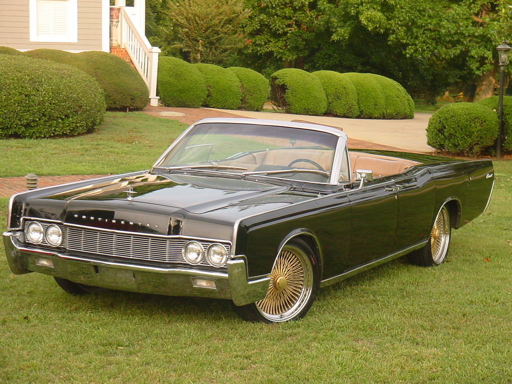 Another BIGSLIMM33 1967 Lincoln Continental post... - 12034707