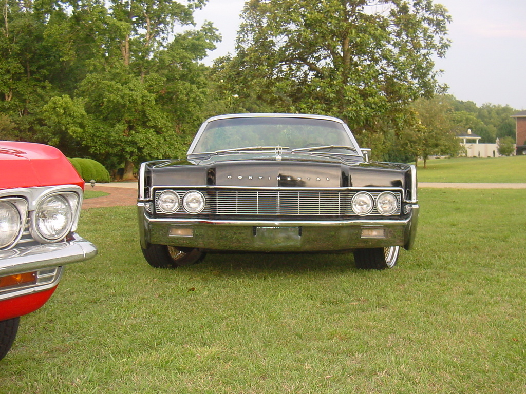 Another BIGSLIMM33 1967 Lincoln Continental post... - 12034708
