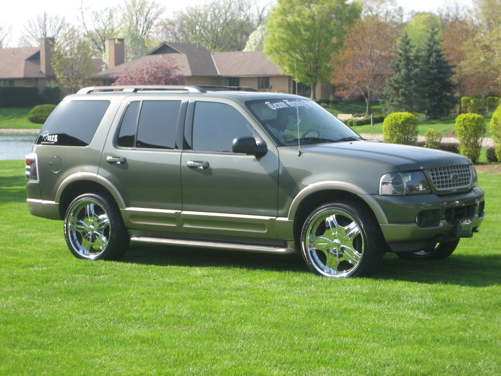 taitbentley 2003 ford explorer specs photos modification. Black Bedroom Furniture Sets. Home Design Ideas