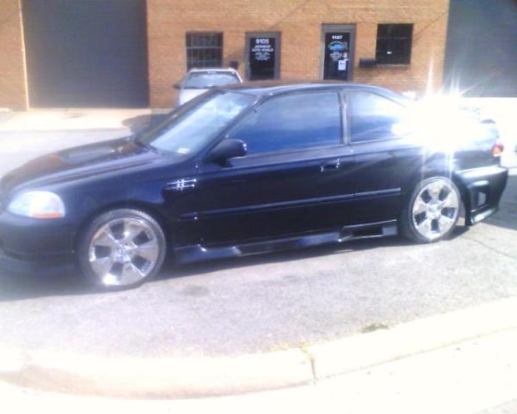 Another thowdup 1998 Honda Civic post... - 12034206