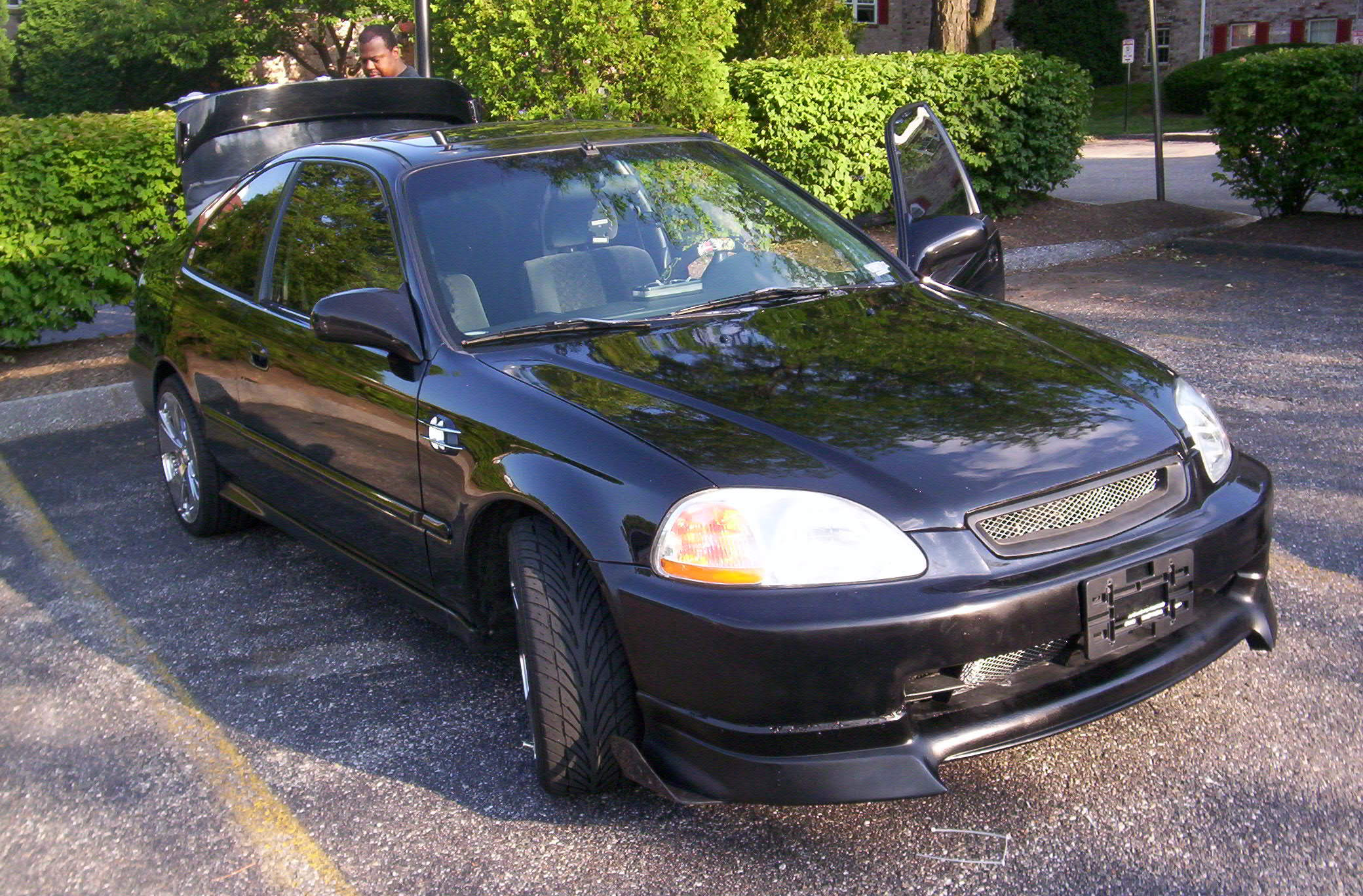 Another thowdup 1998 Honda Civic post... - 12034220