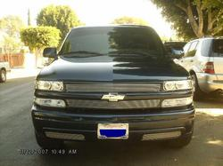 CHEVY_CARTEL 2002 Chevrolet Silverado 1500 Regular Cab