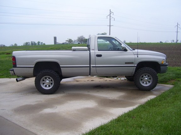 Large on 1997 Dodge Ram 2500