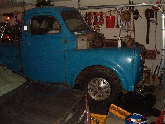 1950 Dodge D150 Club Cab