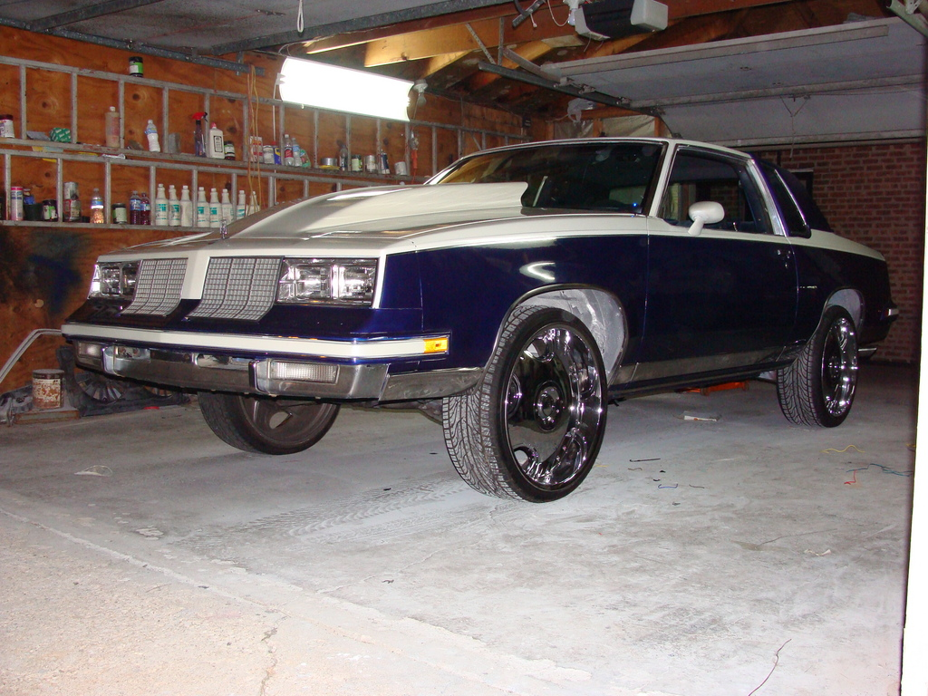 Another 1979McRider 1981 Oldsmobile Cutlass post... - 12036199