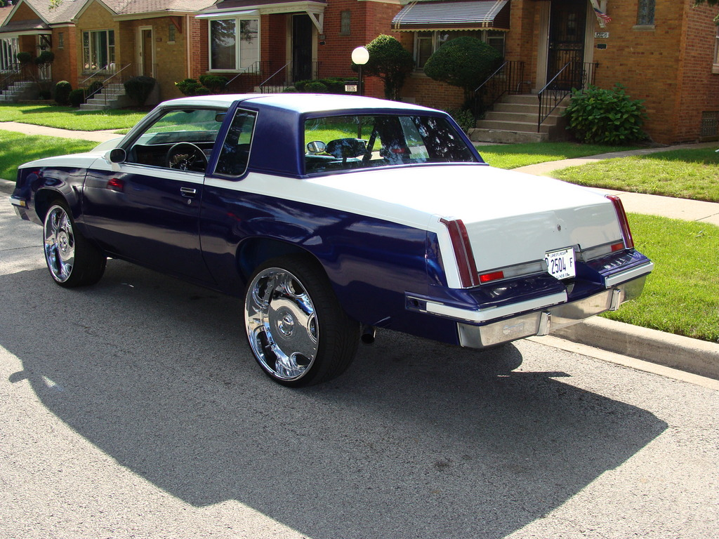 Another 1979McRider 1981 Oldsmobile Cutlass post... - 12036200