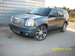 glock45calis 2008 GMC Yukon