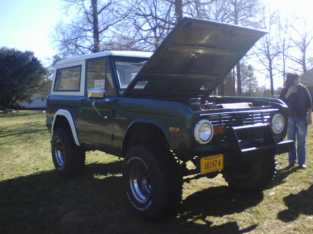 mattgotaim16 1970 ford bronco specs photos modification. Black Bedroom Furniture Sets. Home Design Ideas