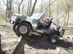 mr_Stang 1973 Ford Bronco