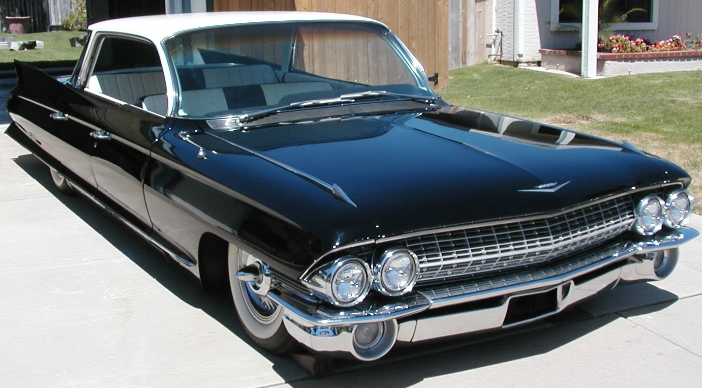 Another VKsNoLimit 1961 Cadillac DeVille post... - 12144129