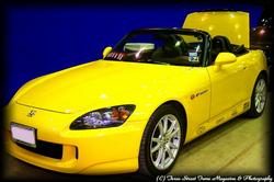 Stuetels 2007 Honda S2000