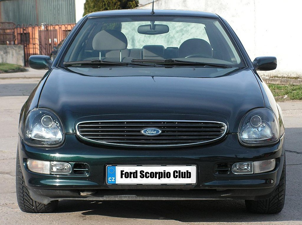 lukee cz 1998 ford scorpio specs photos modification info at cardomain. Black Bedroom Furniture Sets. Home Design Ideas