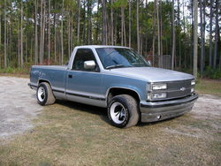 Jamies89chevys 1989 Chevrolet C/K Pick-Up