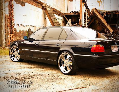 tylek101 2000 BMW 7 Series
