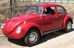 Rob_W 1971 Volkswagen Super Beetle