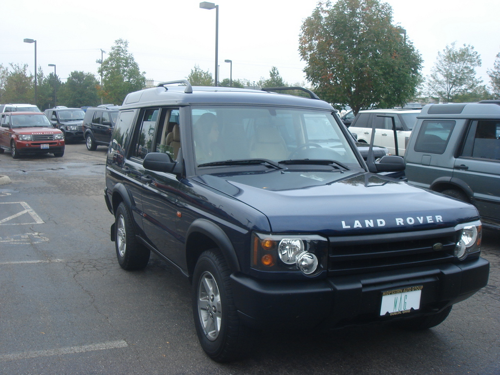 rover seater advertdetail gs blue land landrover discovery