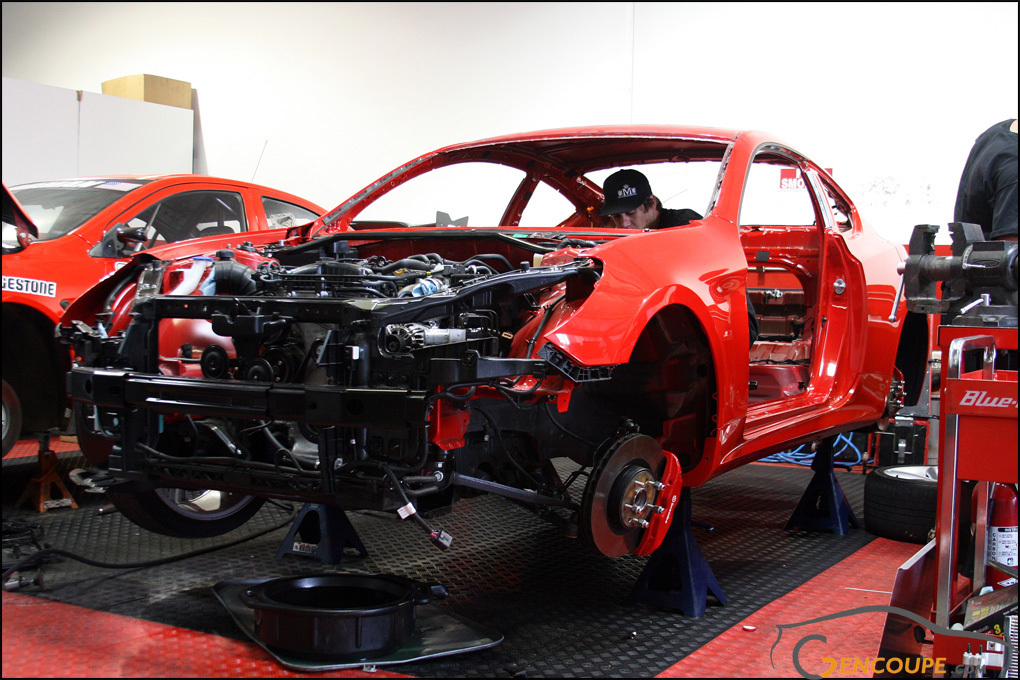Another Rhys_Millen 2009 Hyundai Genesis Coupe post... - 12039529