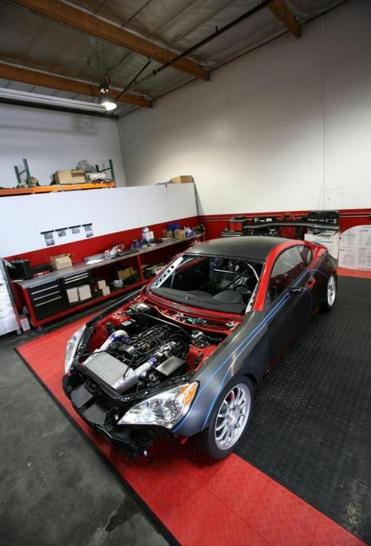 Another Rhys_Millen 2009 Hyundai Genesis Coupe post... - 12039543