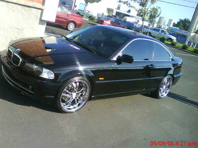darknight420 2000 BMW 3 Series Specs Photos Modification Info
